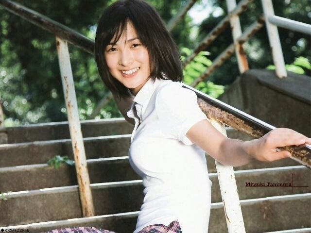 谷村美月が現在結婚してる?相手は「なかじまひろき」でまさかの女優引退!?