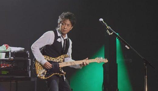 城島茂のギターの腕前がどれだけスゴいのか紹介!またどこのメーカを使用してるのかも紹介!