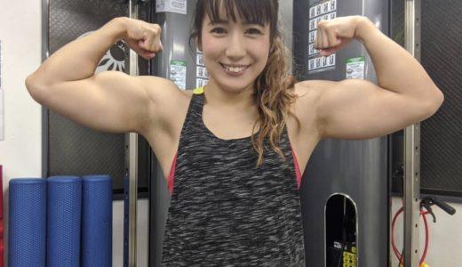 才木玲佳の筋肉画像がヤバい!また体重や筋トレ方法を紹介!そして頭も良かったことが判明!