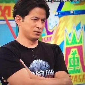 岡田准一の現在の筋肉つけすぎ画像がヤバい!いつ頃つけたのかや ...